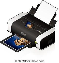 Inkjet impresor