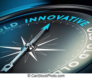 Innovar concepto de negocios