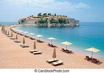 Isla en Mediterraneo