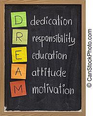 La motivación de la responsabilidad de la educación
