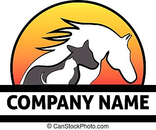 Logo gato y perro