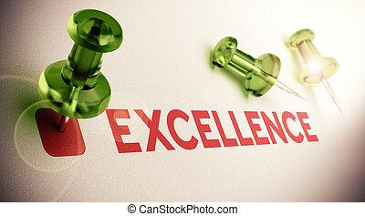Logrando excelencia