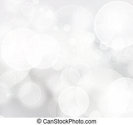 luz, blanco