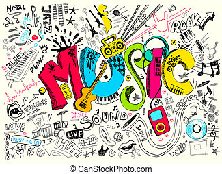 Música garabato