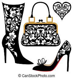 moda, ilustración