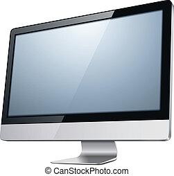 monitor televisión