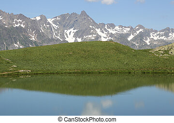 Mountain Lake - 01