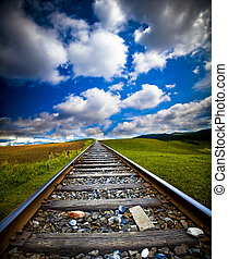 Movimiento de tren borroso