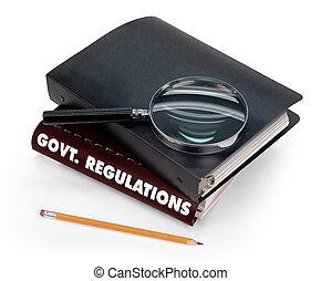 Normas del gobierno