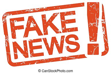 noticias, texto, estampilla, rojo, falsificación