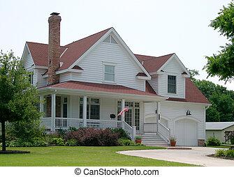 Nueva casa vieja