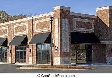 Nuevo edificio de oficinas comerciales