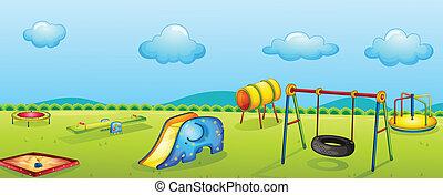 parque juego