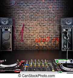 plano de fondo, música, rap, dj, r&b, taponazo