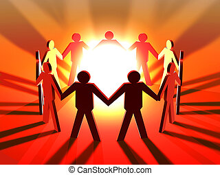 Poder del trabajo en equipo