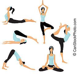 Posadas de yoga