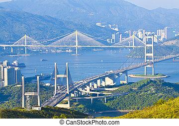 Puentes Hong Kong
