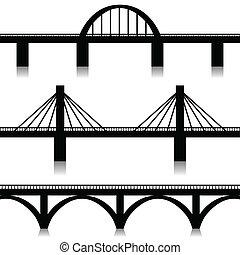 Puentes listos
