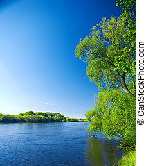 Ríos naturales