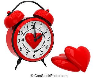 Reloj de alarma 3D