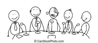 Reunión de equipo