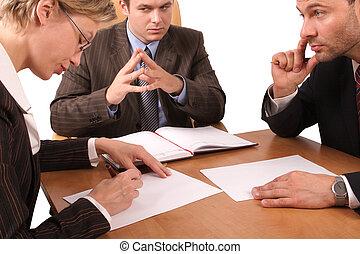 Reunión de negocios 3