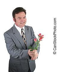 Rosas para una cita