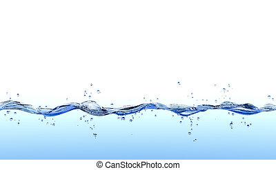Salpicadura de agua