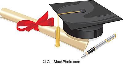 saludo, grado, colegio, universidad