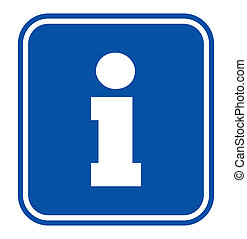 señal, información, turista