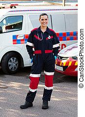 Servicio médico de emergencia