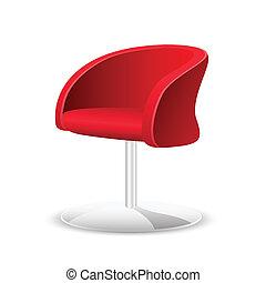 silla, cómodo