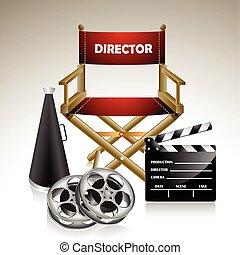 silla, director's