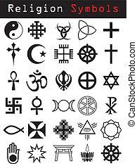 Simbolos de religión