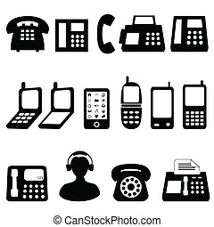 Simbolos telefónicos