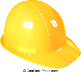 Sombrero de trabajo