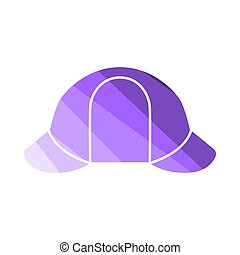 sombrero, icono, sherlock