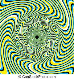 Swirlpool (Ilusión de movimiento)