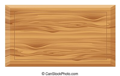 tablero de madera