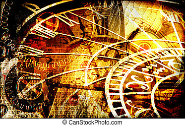 Tiempo misterioso