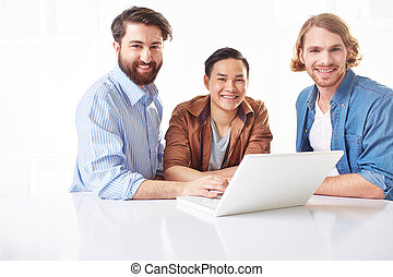 Trabajando juntos