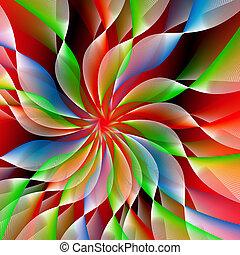 Trasfondo abstracto