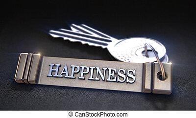 Un concepto de felicidad