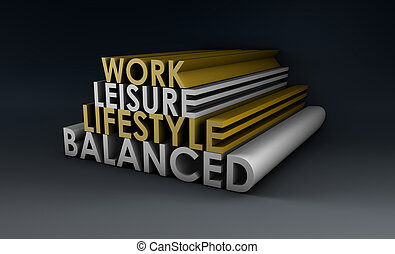Un estilo de vida equilibrado
