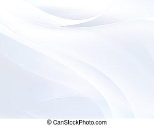 Un fondo blanco