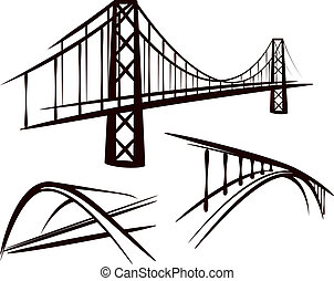 Un juego de puentes