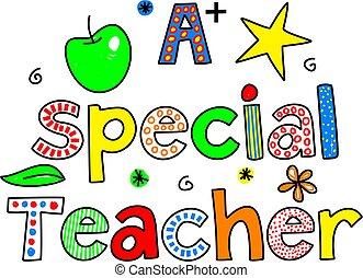Un maestro especial