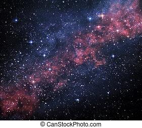 Un universo misterioso