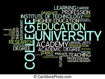 Universidad y universidad