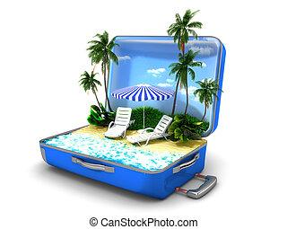 Vacaciones de playa